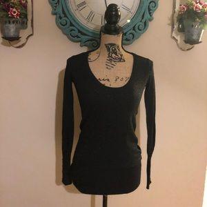 Zara Black Long sleeves